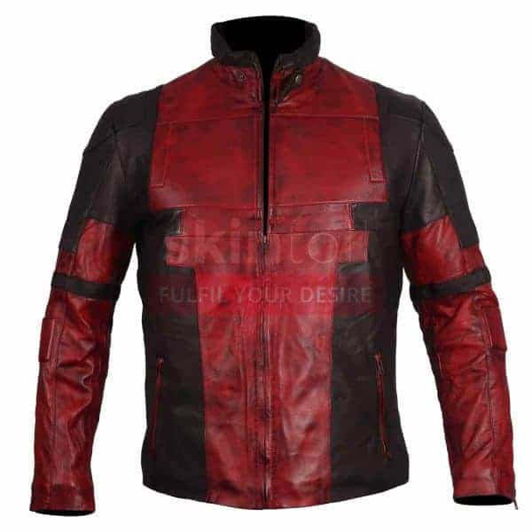 DEADPOOL RED JACKET