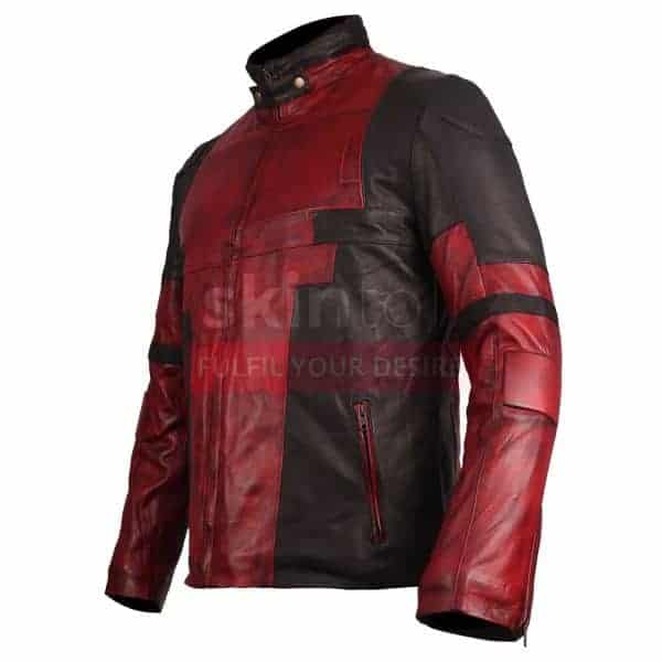 DEADPOOL RED JACKET LEFT