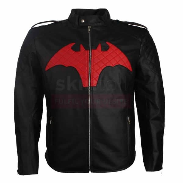 batman beyond dc comic jacket