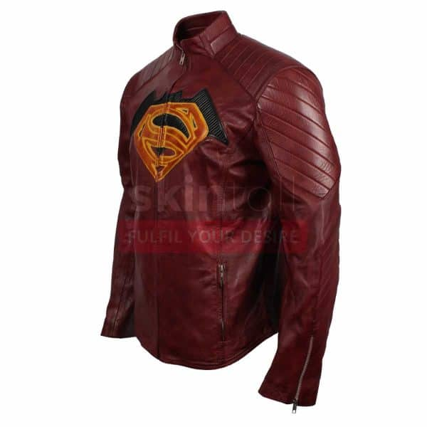 batman v superman dawn of justice jacket left