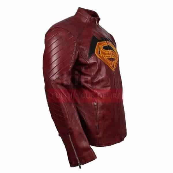 batman v superman dawn of justice jacket right