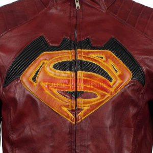 batman vs superman dawn of justice jacket