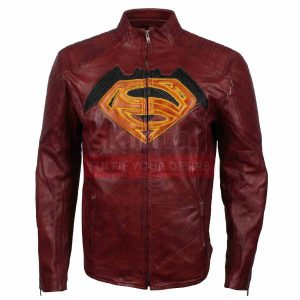 Batman v Superman Dawn Justice leather jacket