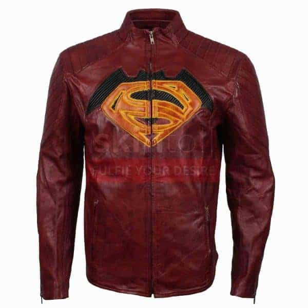 batman vs superman dawn of justice super jacket