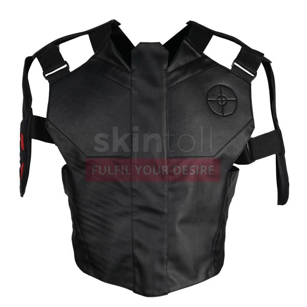 suicide squad never miss deadshot costume shell