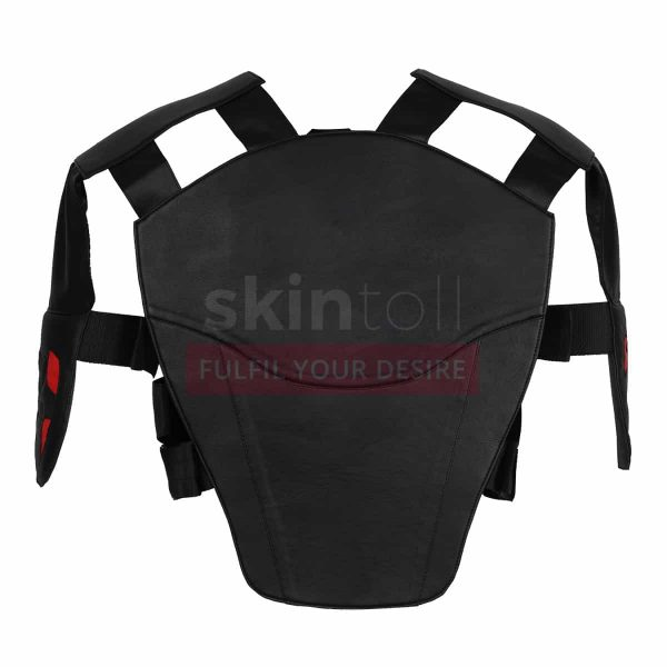 suicide squad never miss deadshot costume shell back