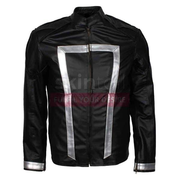 Agent Of Shield Ghost Rider Season 4 Leather Jacket