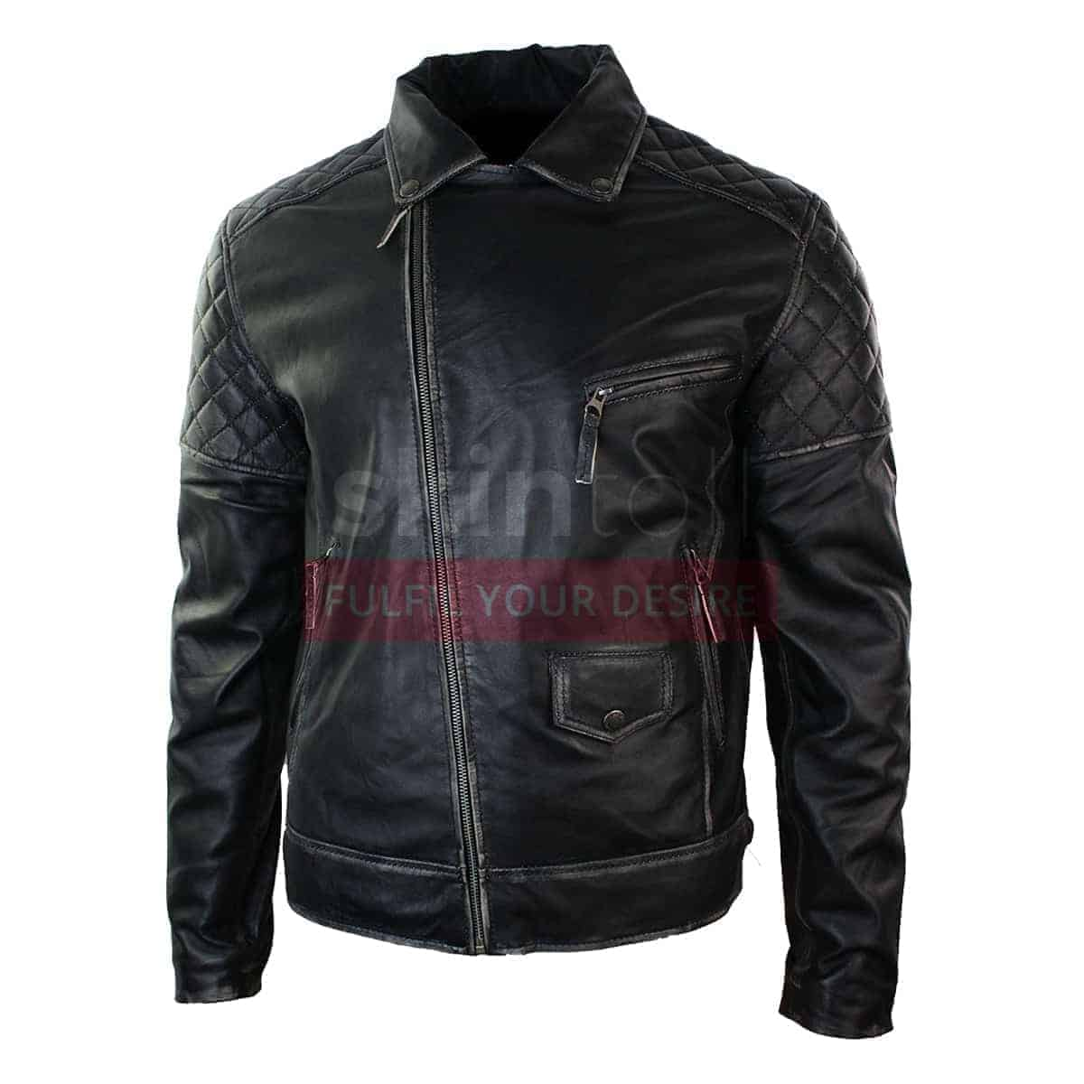 8ef20f74b6778c Brando leather jacket for Sale