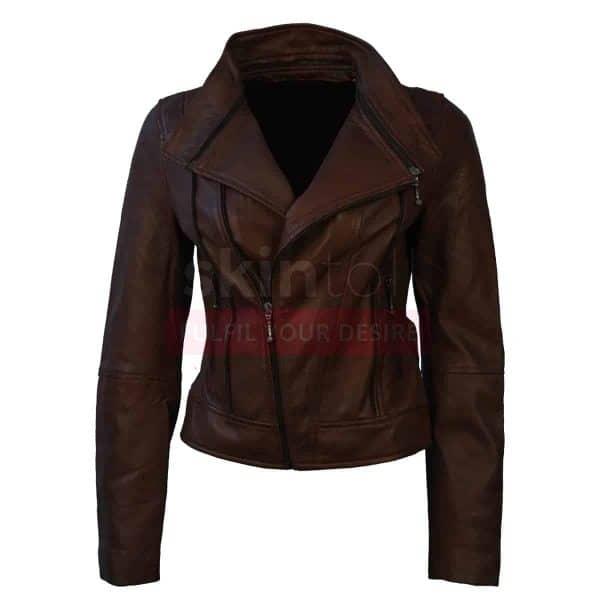 choco-brown-women-slimfit-motorcylce-leather-jacket