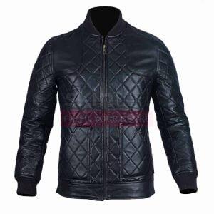 mens designer black leather jackets motorcycle