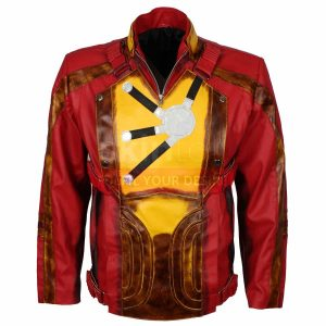 Fire Storm Legends Tomorrow leather jacket