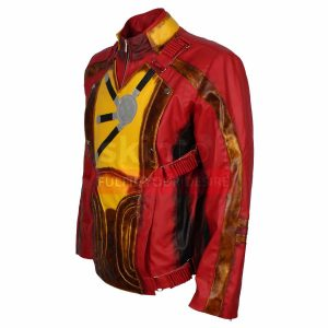 Fire Storm Legends Tomorrow leather jacket