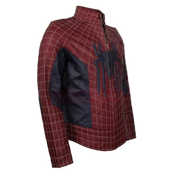 spider man jacket