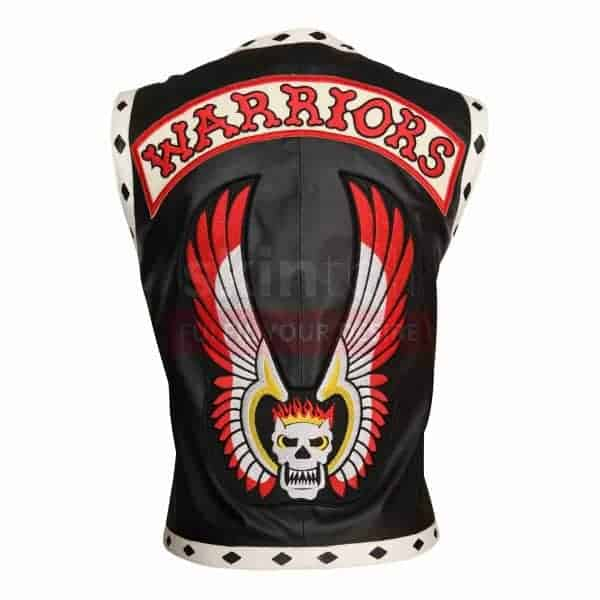 the-warriors-movie-white-diamond-black-leather-vest-jacket