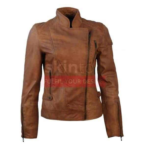 womens-new-classic-brown-motorcycle-leather-jacket