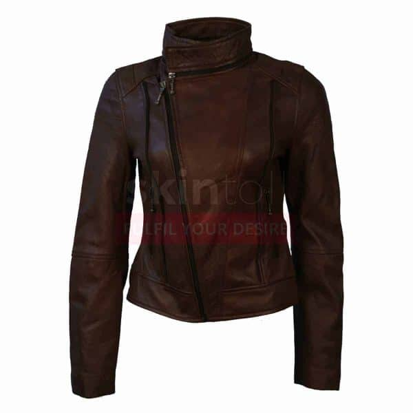 women-choco-brown-fit-motorcylce-leather-jacket