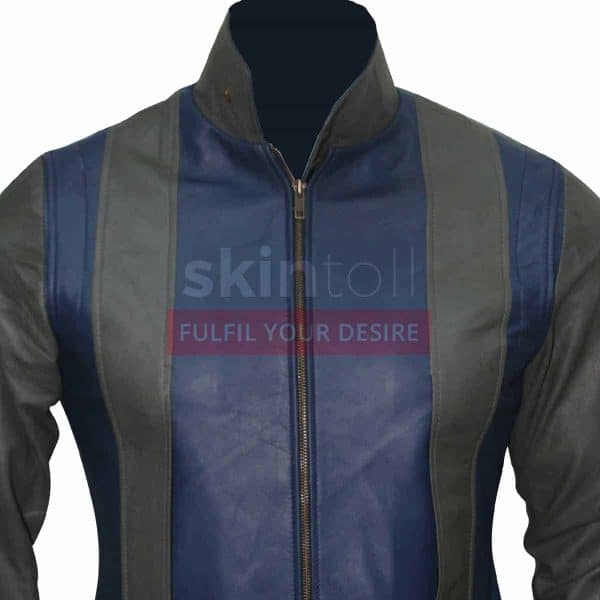 X-Men Apocalypse Cyclops Bikers Leather Jacket