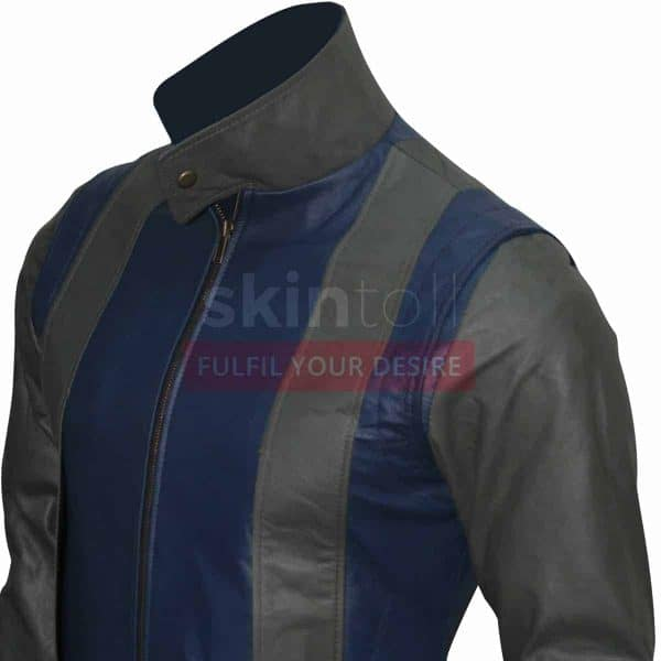 X-Men Apocalypse Cyclops (Tye Sheridan) Marvel comic Leather Jacket