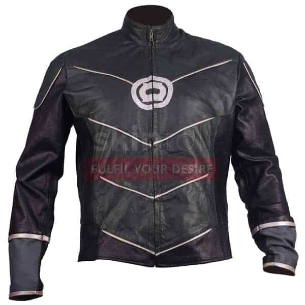 green-lantern-leather-jacket