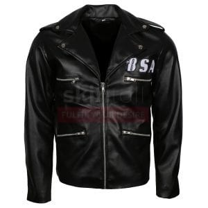 michael bsa leather jacket