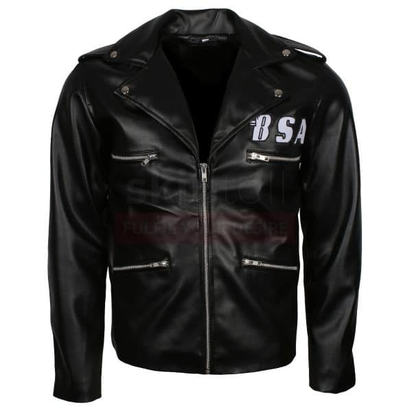 George BSA Faith Leather Jacket