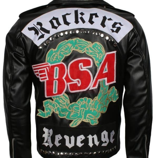 Rockers BSA Leather Jacket