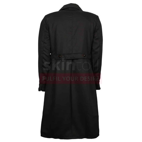Sherlock Holmes Benedict Cumberbatch Wool Coat