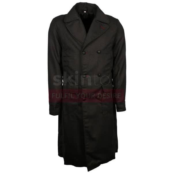 Sherlock Holmes Wool Coat