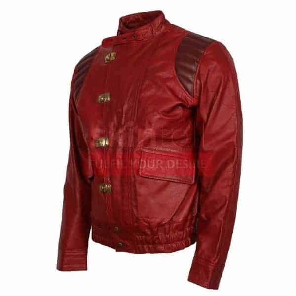 Akira Kaneda Fashion Leather Jacket