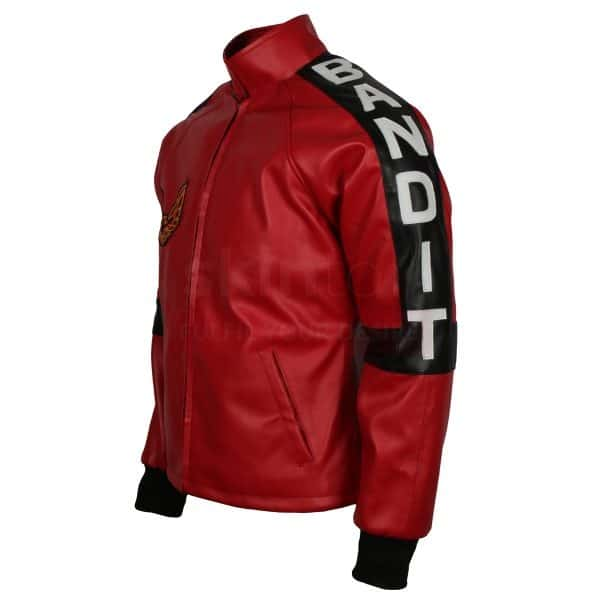 Bandit Leather Biker Jacket