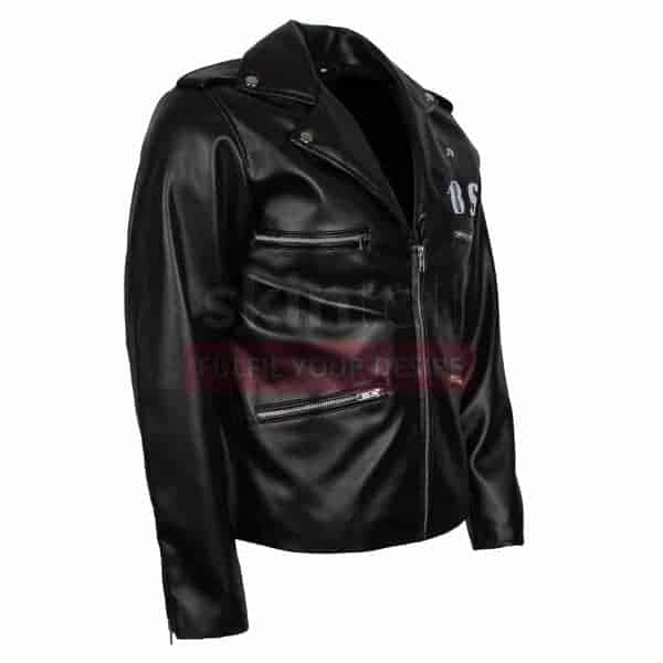 George Michael BSA Faith Rockers Revenge Leather Jacket