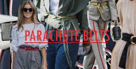 PARACHUTE-BELTS