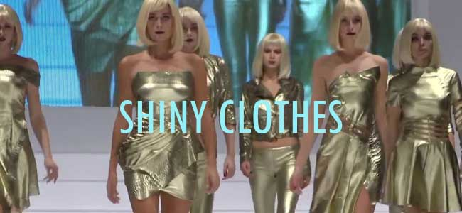 shinny-clothes
