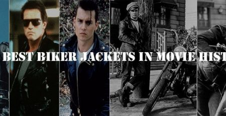 Ten Best Biker Jackets In Movie History