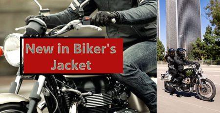New Biker Jacket