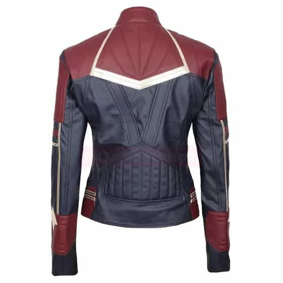 Carol Danvers Captain jacket